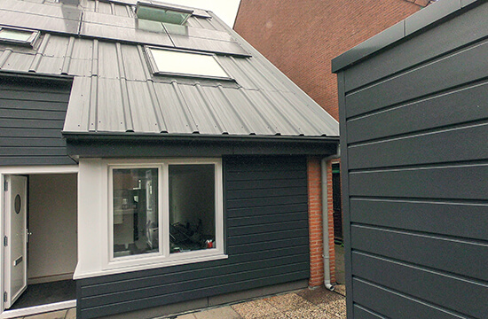 Energy efficient housing in the Netherlands house