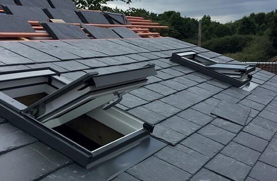Jewson (Stockport) roof windows