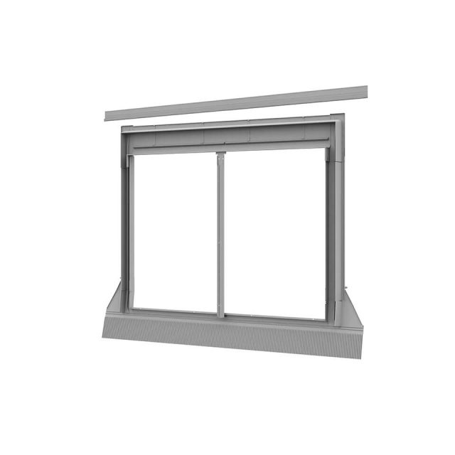 Combi Twin Flashing window