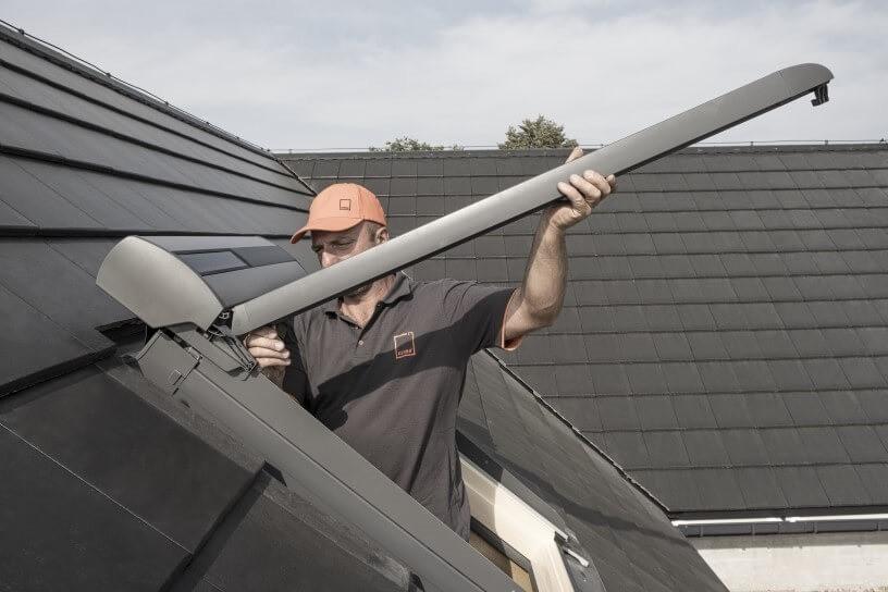 Repairing a leaking window